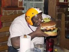就是爱吃大汉堡