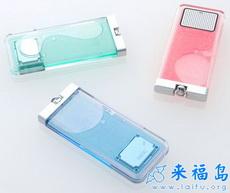 Líquido de la batería - el concepto de teléfono móvil