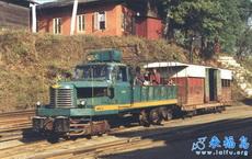 越南的火车