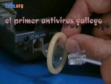 避孕套-预防电脑病毒的好方法
