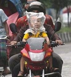 DIY helmet