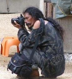 El fotógrafo verdadero no se cuida su apariencia