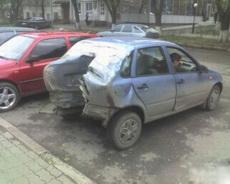 这车肯定有一段痛苦的经历
