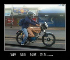 Easy rider Motorcycle
