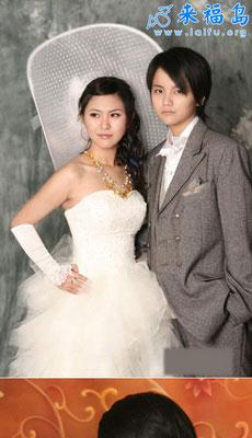 一对上海LALA结婚了,好养眼啊!