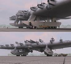 sky fortress Kalinin K-7