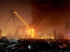 惡搞CCTV大樓著火原因3