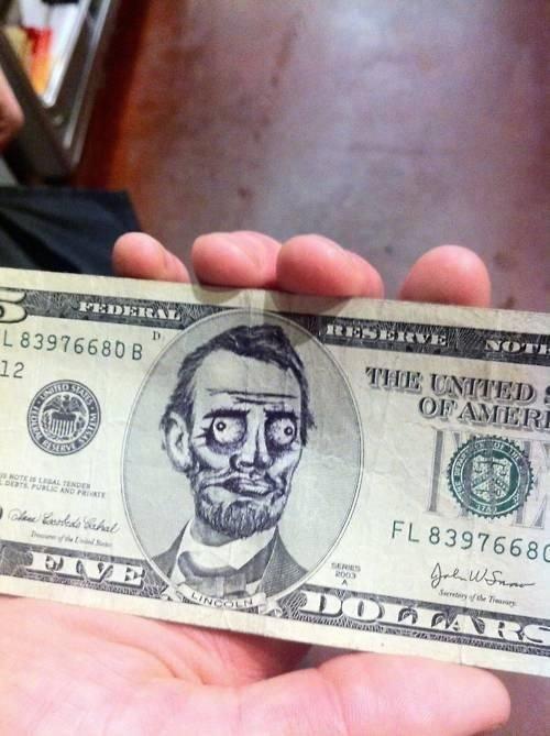 可怜的林肯