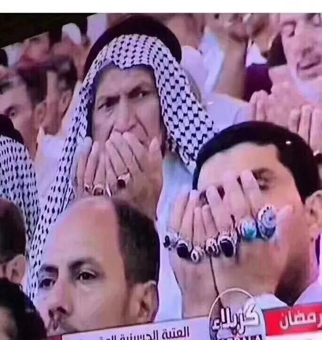 所有人都在心疼沙特球迷,直到他們伸出了手。