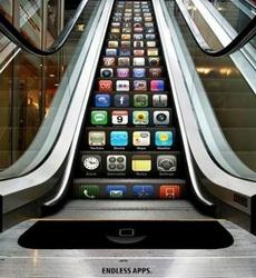 iPhone电梯